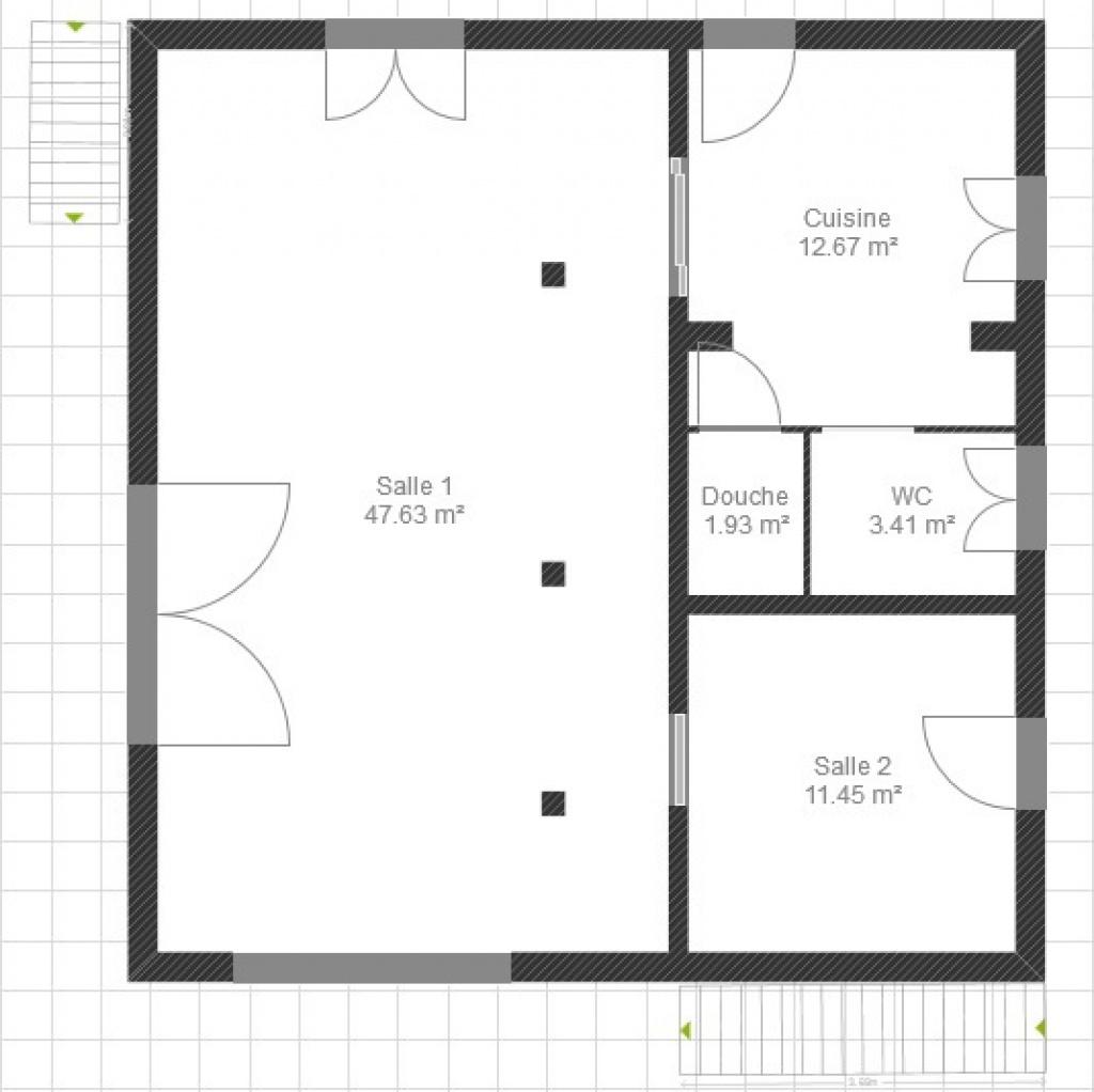 cabinets et salles orl ans quartier st marceau 300m du tram petites annonces th rapies. Black Bedroom Furniture Sets. Home Design Ideas