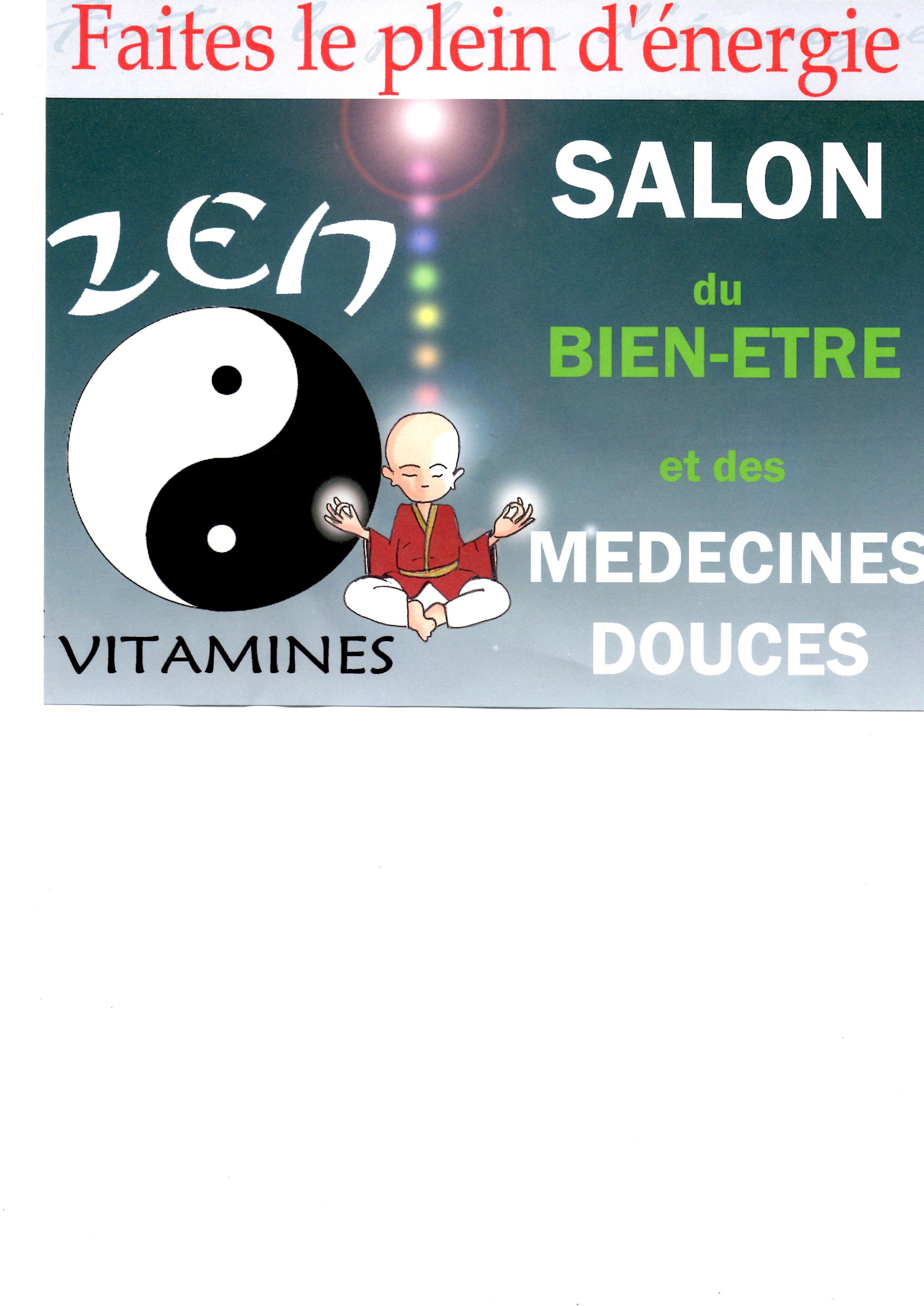 Salon bien etre medecines zen vitamines petites annonces for Salon bien etre marseille