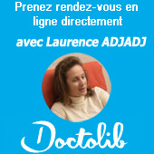 Laurence ADJADJ, Praticienne en Hypnose à Marseille, EMDR-IMO et Thérapies Brèves. Psychologue