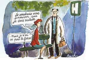 Syndrome de fatigue chronique, spasmophilie, fibromyalgie: De vrais malades non reconnus