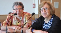 La Voie des Larmes. Laurent Gross, invite Ruth Scheps à continuer son exposé du congrès dépression & thérapies brèves
