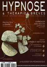 Romans & Hypnose. L'Hypnose au Centre Hospitalier de Romans. Revue Hypnose Thérapies Brèves