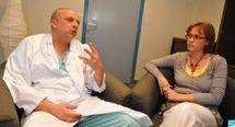 Changement de prothèse mammaire PIP grâce à l'hypno-analgésie.