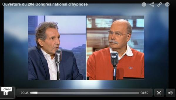 Dr Patrick Bellet, l'interview à l'occasion du Congrès Mondial d'Hypnose à Paris