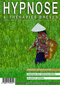 © Serge Nouchi. Pour acheter ce numéro de la Revue Hypnose & Thérapies Brèves à l'unité, ou vous abonner, cliquez ici