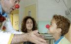 Le Rire Médecin, de Vrais Clowns à l'Hopital