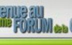 VII ème Forum Confédération Francophone Hypnose & Thérapies Brèves: Inscription