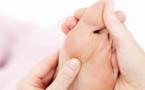 Soins palliatifs en réflexologie. Claire Lisiecki