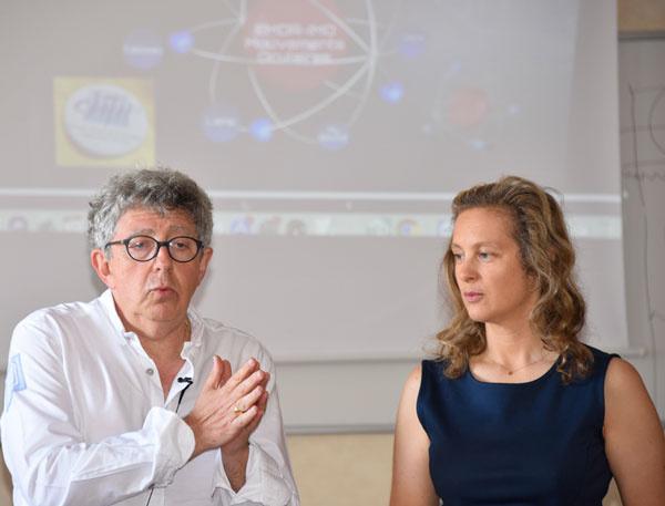 Supervision de Thérapeutes en IMO (Intégration par les mouvements oculaires) par Danie Beaulieu