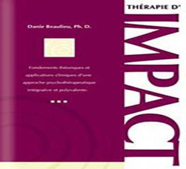 Thérapie Impact Niveau 1 à Paris, Danie Beaulieu: Programme