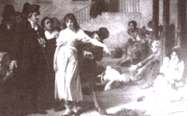 Hypnose Ericksonienne et un Infirmier en Psychiatrie