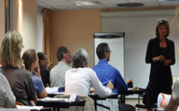 Formation IMO Integration Mouvements Oculaires Paris  2010 : COMPLET