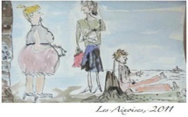 Pied marin - Pied terrien, de Véronique LOVENS, sexologue clinicienne, sexothérapeute, à Paris et à Liège