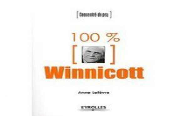 100% Winnicott d'Anne Lefèvre
